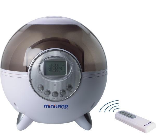 MINILAND 89026, un humidificador ozonizador de vapor frío