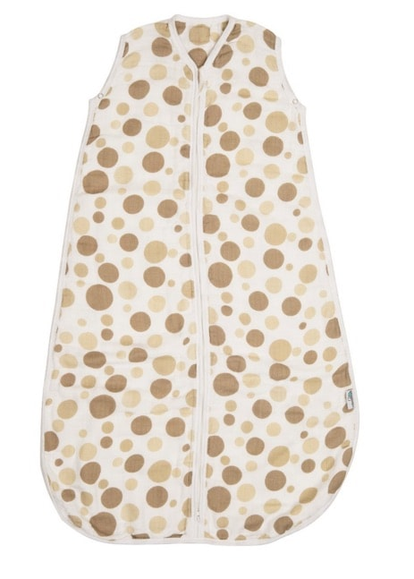 Slumbersac - Saco de dormir de algodón 100% para bebé