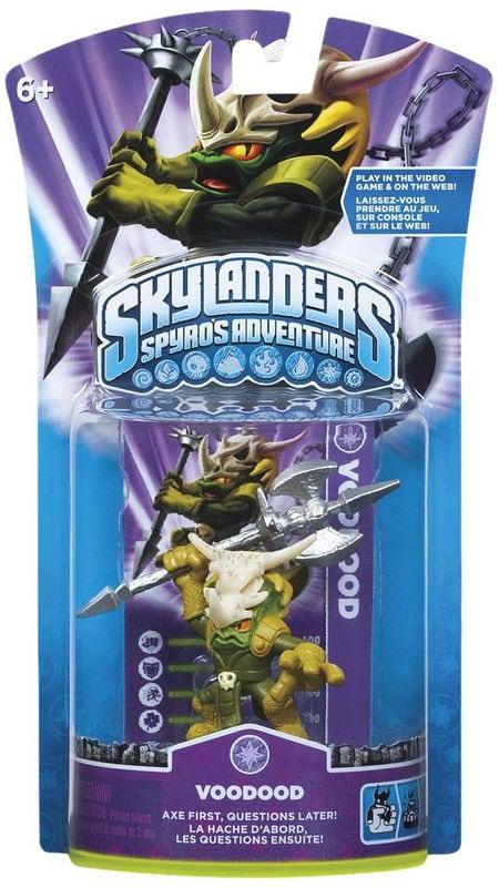 Todo lo que tienes que saber sobre los videojuegos de Skylanders y sus figuras de juguete