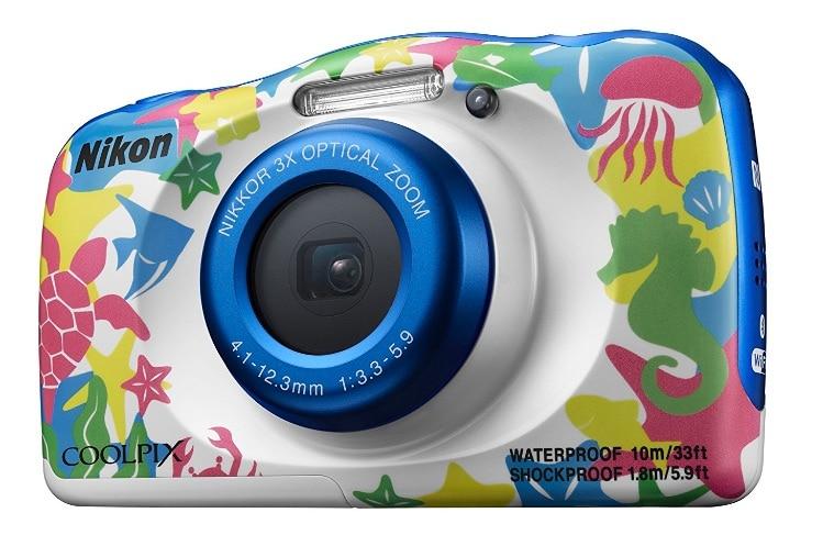 Nikon Coolpix W100 camara para niños