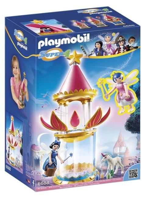 Playmobil_Torre_Flor_Magica_playset