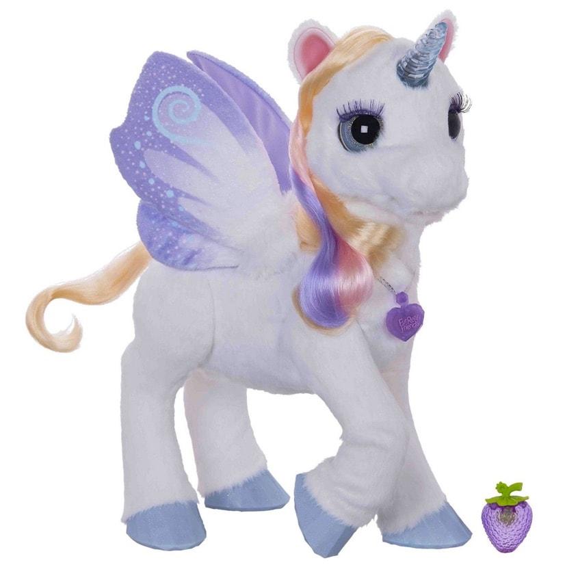 Furreal Friends - StarLily, mi unicornio mágico (Hasbro B0450)