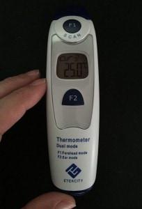 Termómetro de infrarrojos para bebés de Etekcity