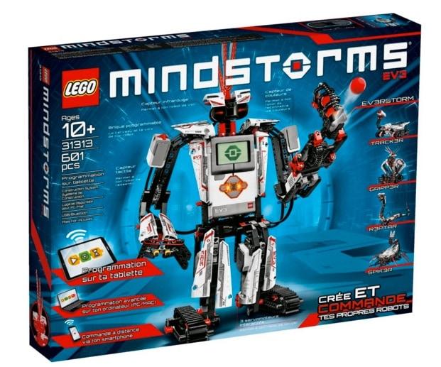 Juguetes STEM de Tecnología:LEGO Mindstorms - EV3, juguete electrónico