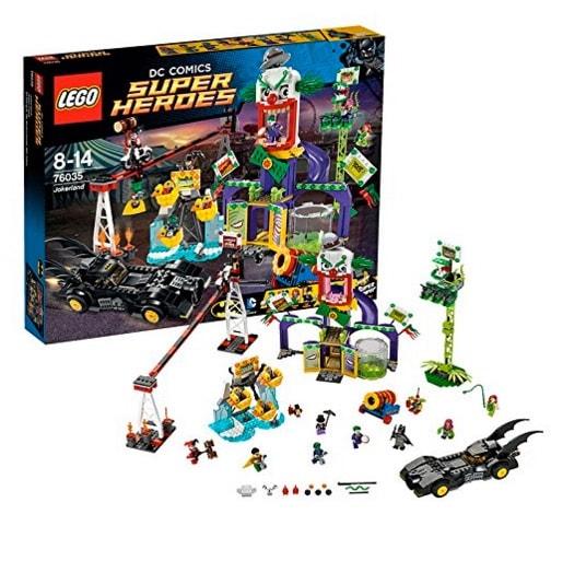 LEGO - El Parque de Atracciones del Joker (76035)