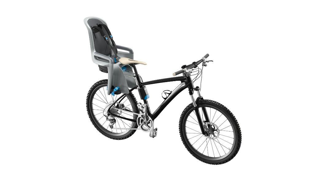 LA mejor silla de bicicletas para niños