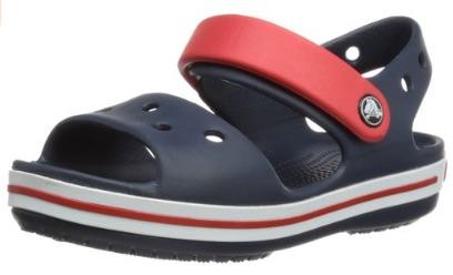 Crocs Crocband Sandal Kids - Sandalias de material sintético para niño