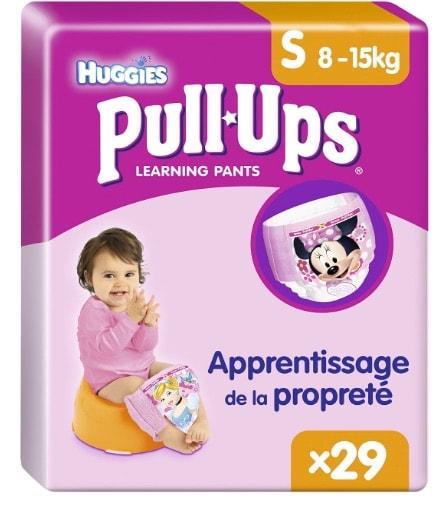Braguitas de aprendizaje PULL-UPS