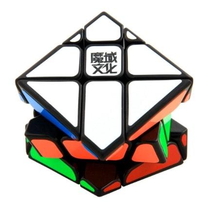 Tera - Cubo Mágico Rompecabezas - Cubo Puzzle Irregular 57mm