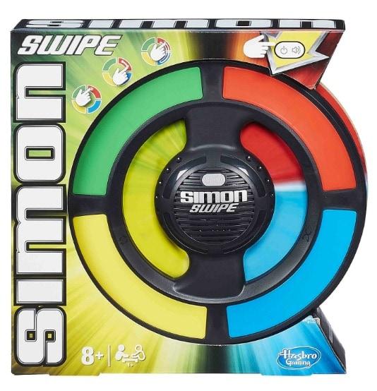 Hasbro Gaming - Simon Swipe, juego de mesa (A8766)