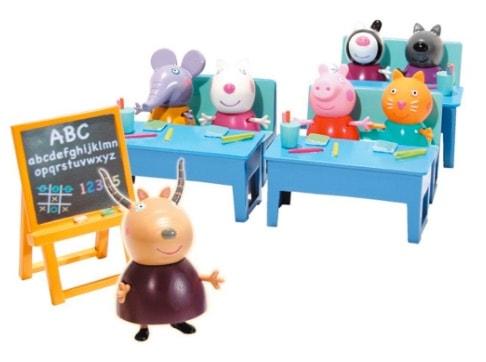 Los 3 mejores juguetes de Peppa Pig