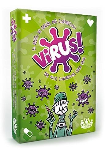 Virus! El Juego de cartas más contagioso