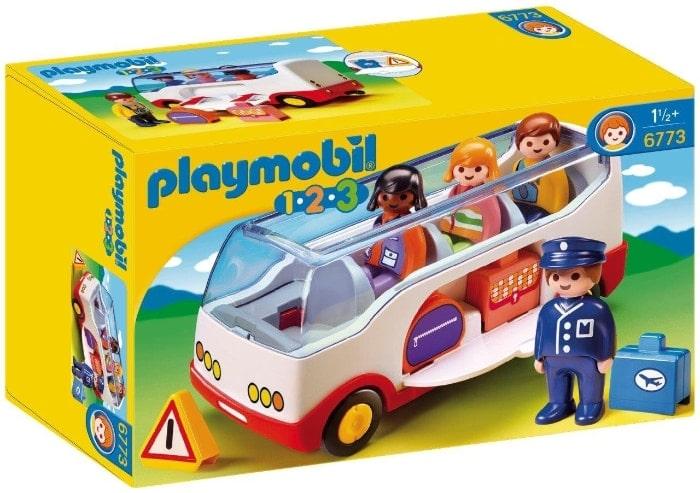 Playmobil-6773 Coche autobús (6773)