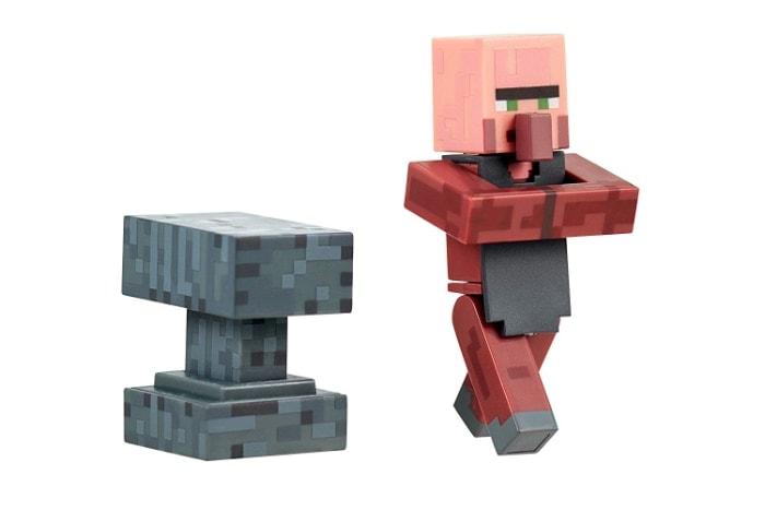 Herrero del Pueblo Minecraft