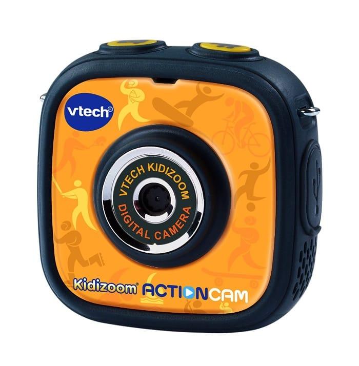 VTech - Kidizoom Action Cam, cámara de fotos y vídeo