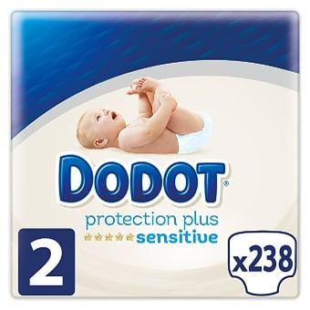 pañales dodot para bebés y niños