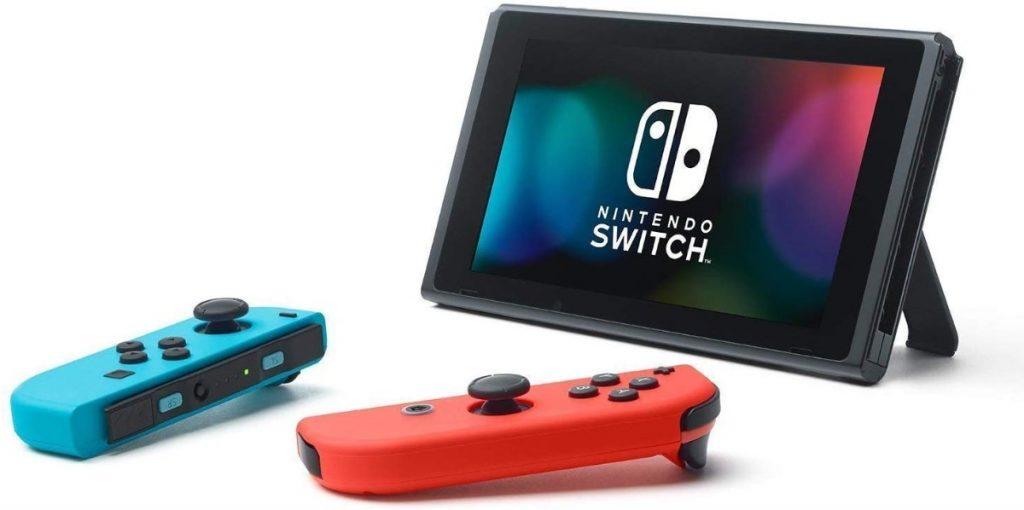 La mejor consola para familias con niños pequeños: Nintendo Switch