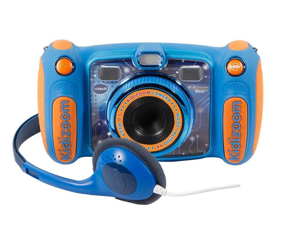 VTech Kidizoom Duo 5.0, Cámara de Fotos Digital para Niños