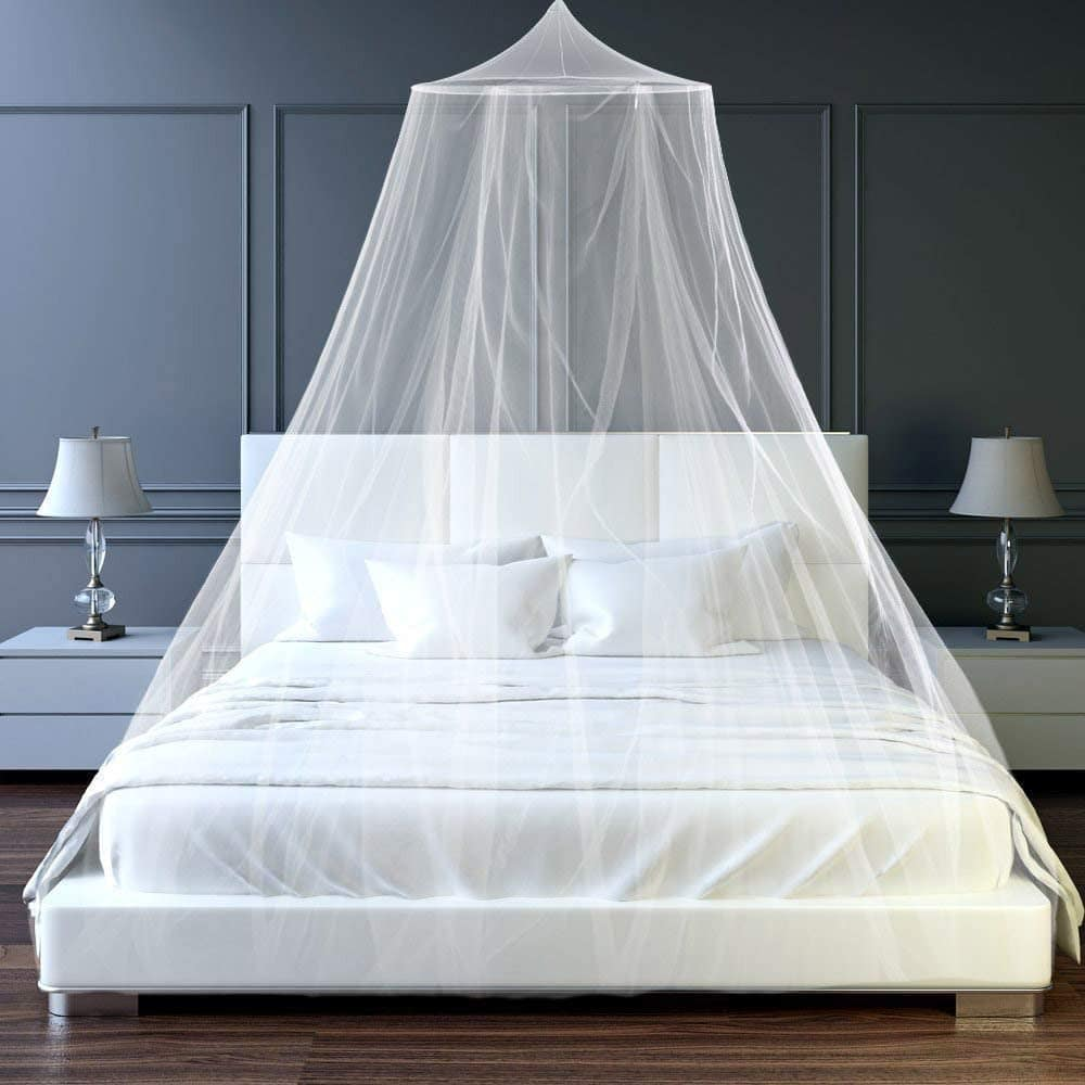 Mosquitera universal para camas de matrimonio de htovila