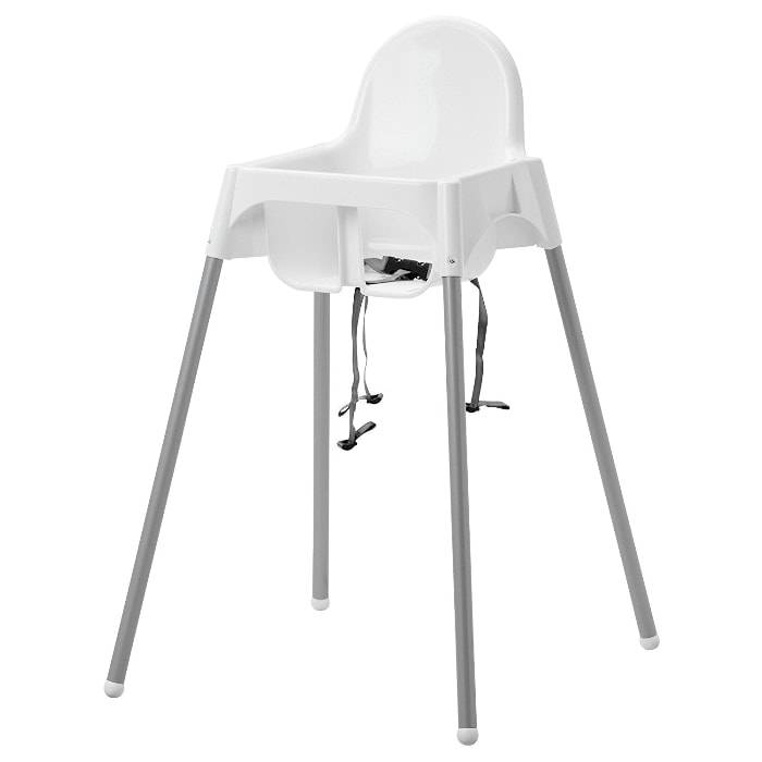 IKEA ANTILOP - La trona más barata y sencilla