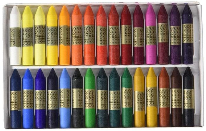 Ceras Manley para colorear