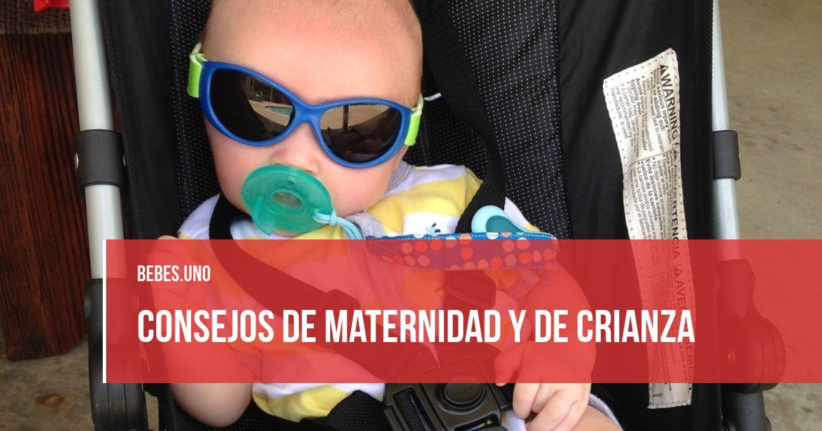 Consejos sobre maternidad y crianza de bebés