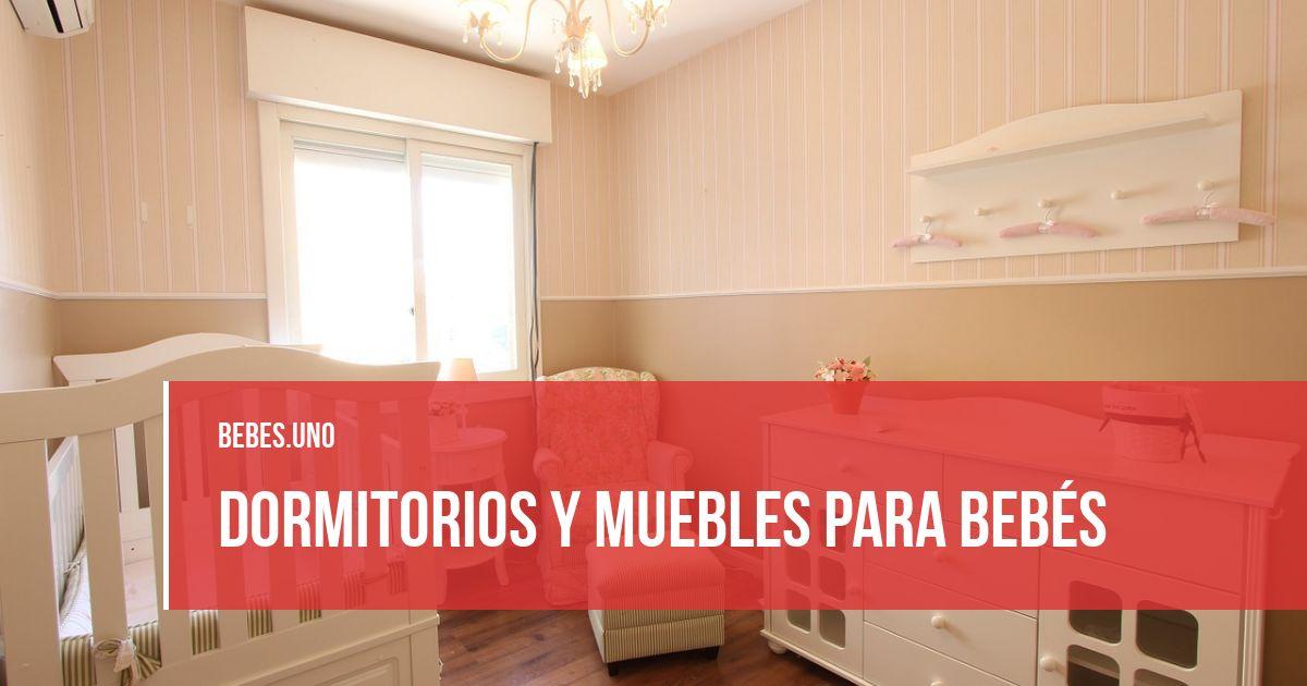 Dormitorios y muebles para bebés