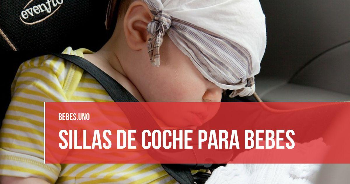 ¿Necesitas unas cuantas recomendaciones de sillas de coche para bebés y niños?