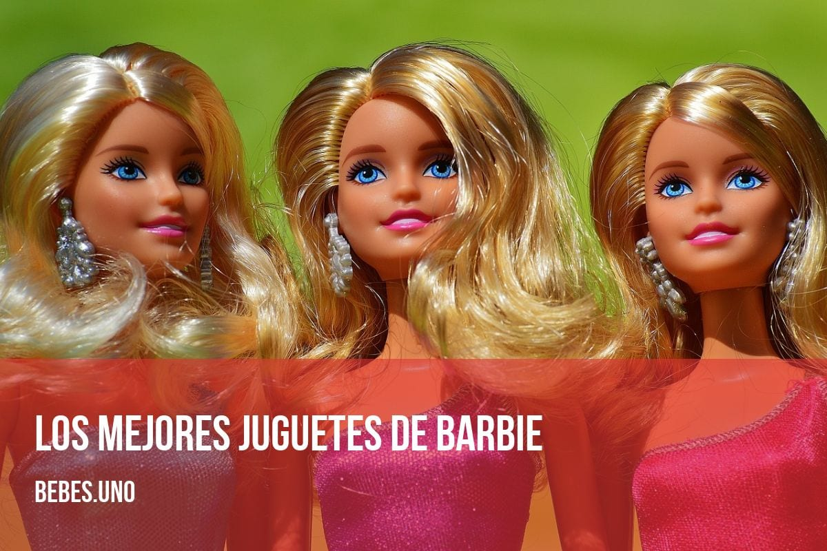 Los mejores juguetes de Barbie