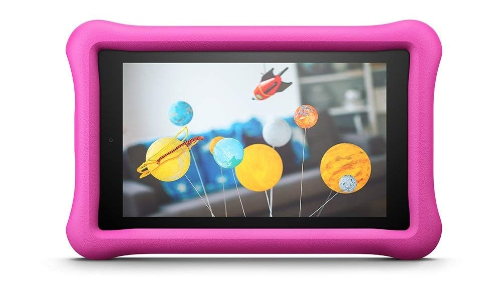 Amazon FreeTime - Funda infantil para Fire 7