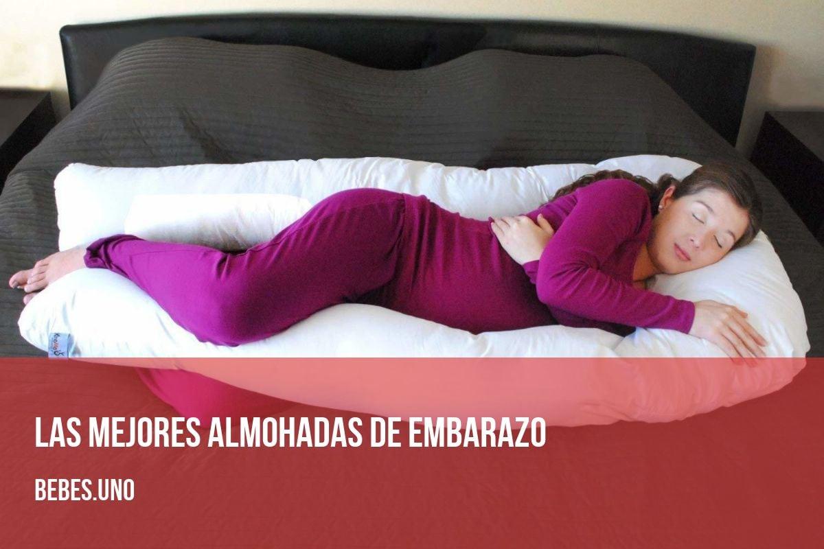 Las mejores almohadas de embarazo