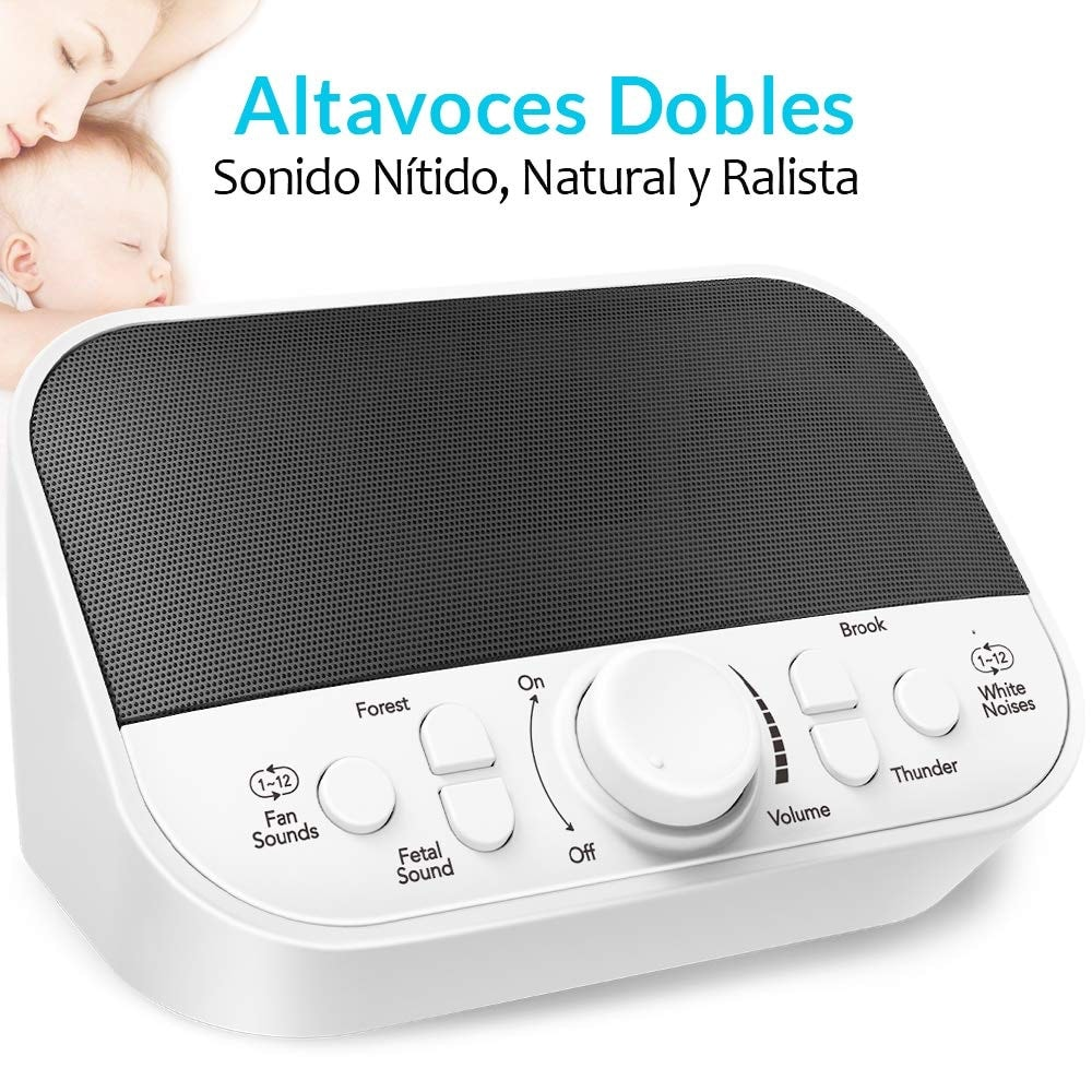 Máquina de ruido blanco de Latow especial para recién nacidos