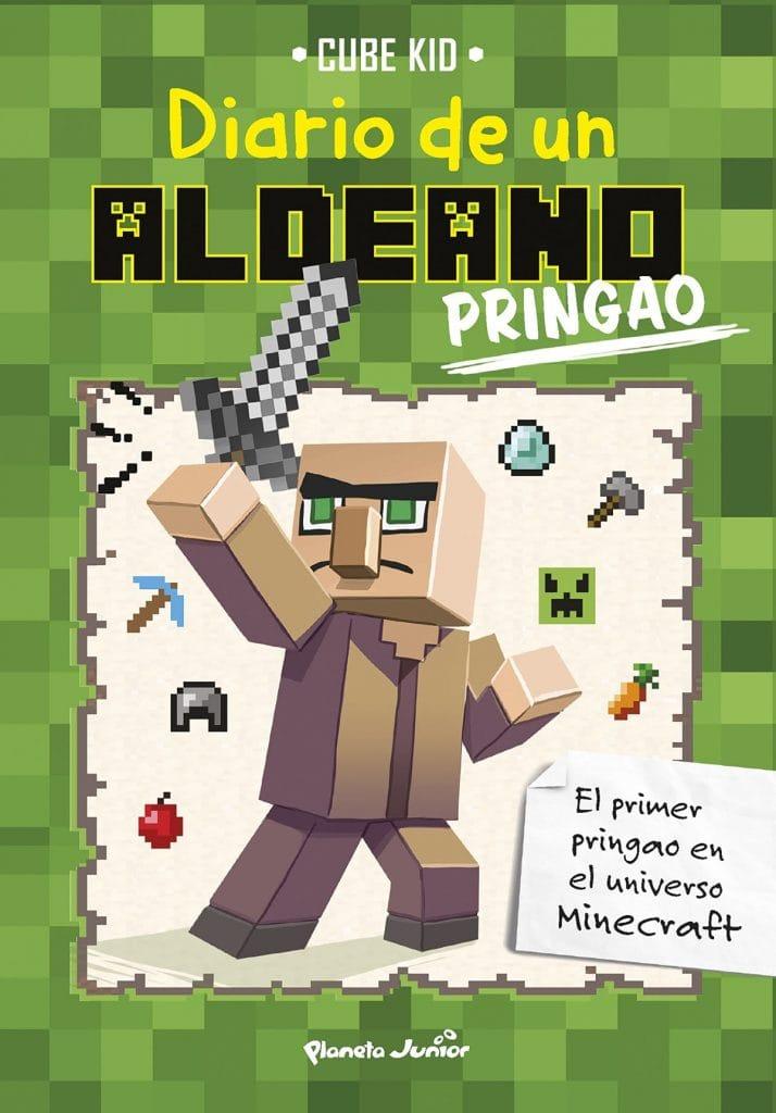 Minecraft. Diario de un aldeano pringao Tapa dura