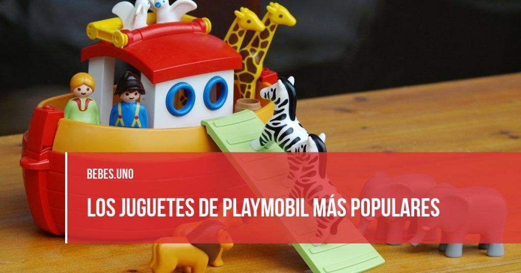 ¿Cuáles son los mejores juguetes de Playmobil?