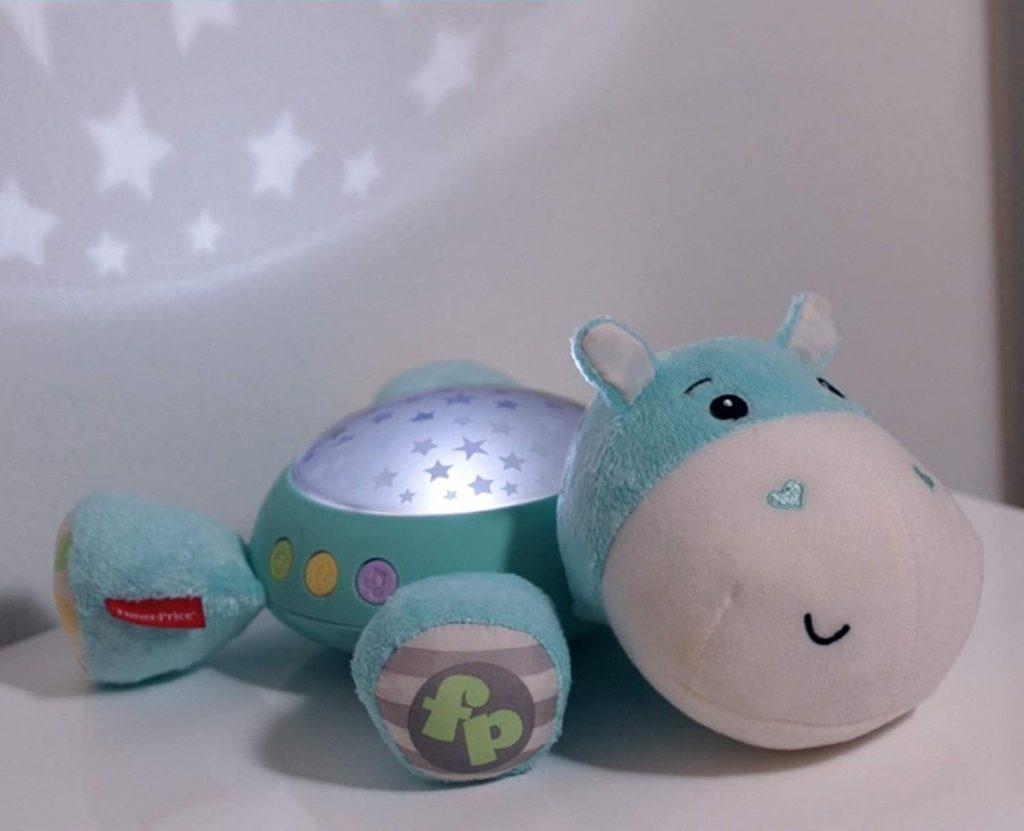Fisher-Price Luz Hipopótamo dulces sueños