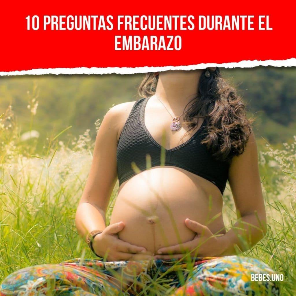 Las preguntas que siempre se hacen las embarazadas