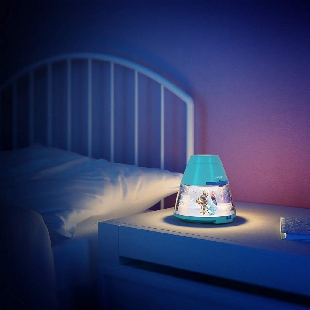 Philips -Proyector y luz nocturna 2 en 1 para niños