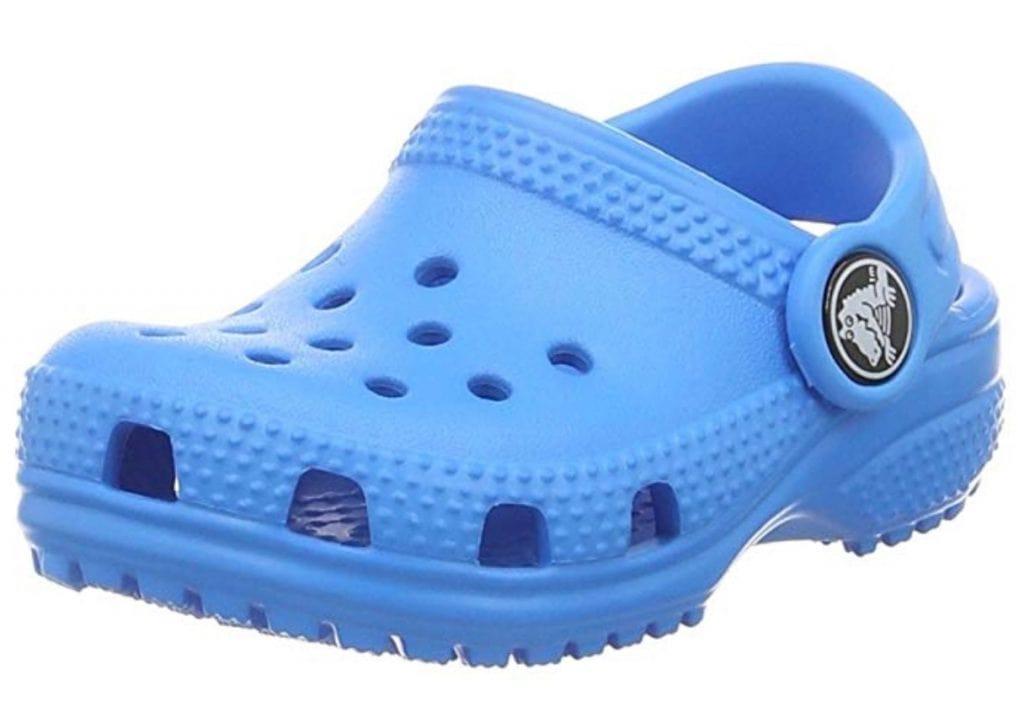 Crocs Classic Clog Kids, zuecos Unisex para niños y niñas
