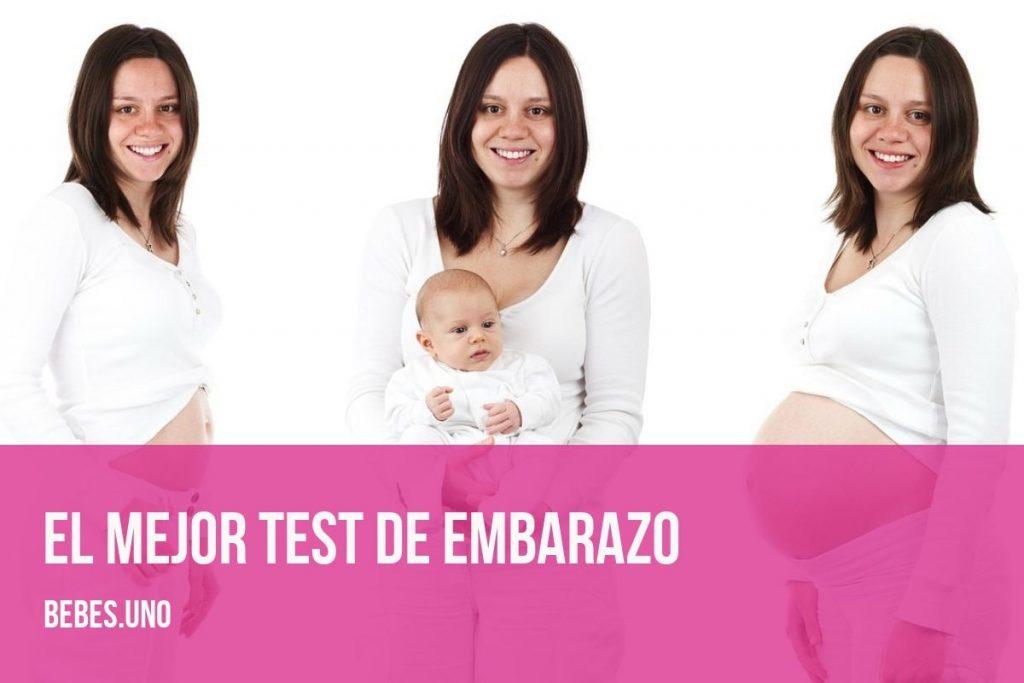 El mejor test de embarazo