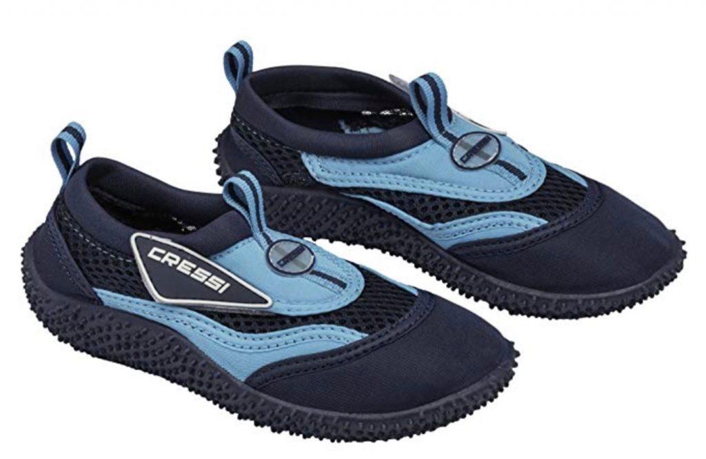 Cressi Coral Shoes, Zapatillas chanclas para niños y niñas