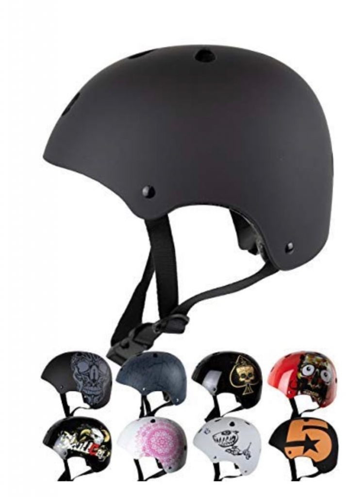 Casco BMX de Skullcap - Casco para Skate o Bici
