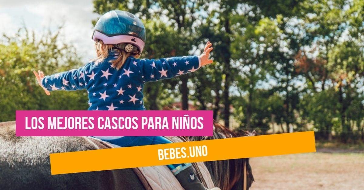 Los mejores cascos para niños
