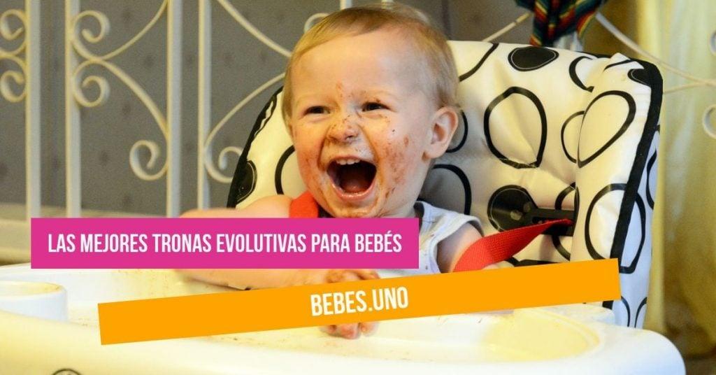 mejores tronas evolutivas de madera para bebés