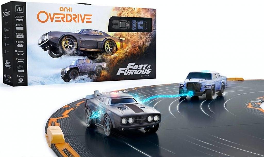 Anki - Overdrive edición Fast and Furious