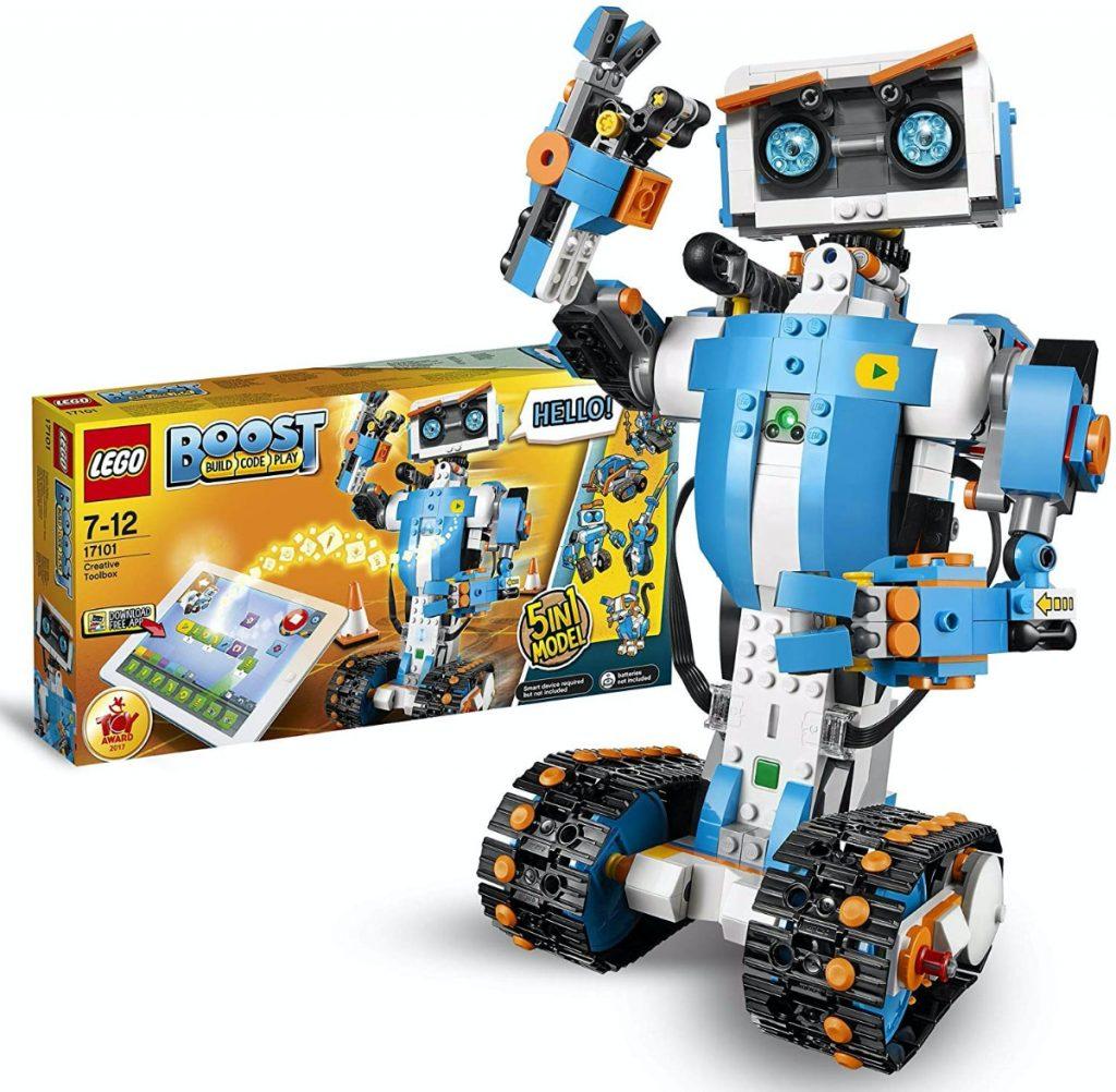 LEGO BOOST - Caja de Herramientas Creativas