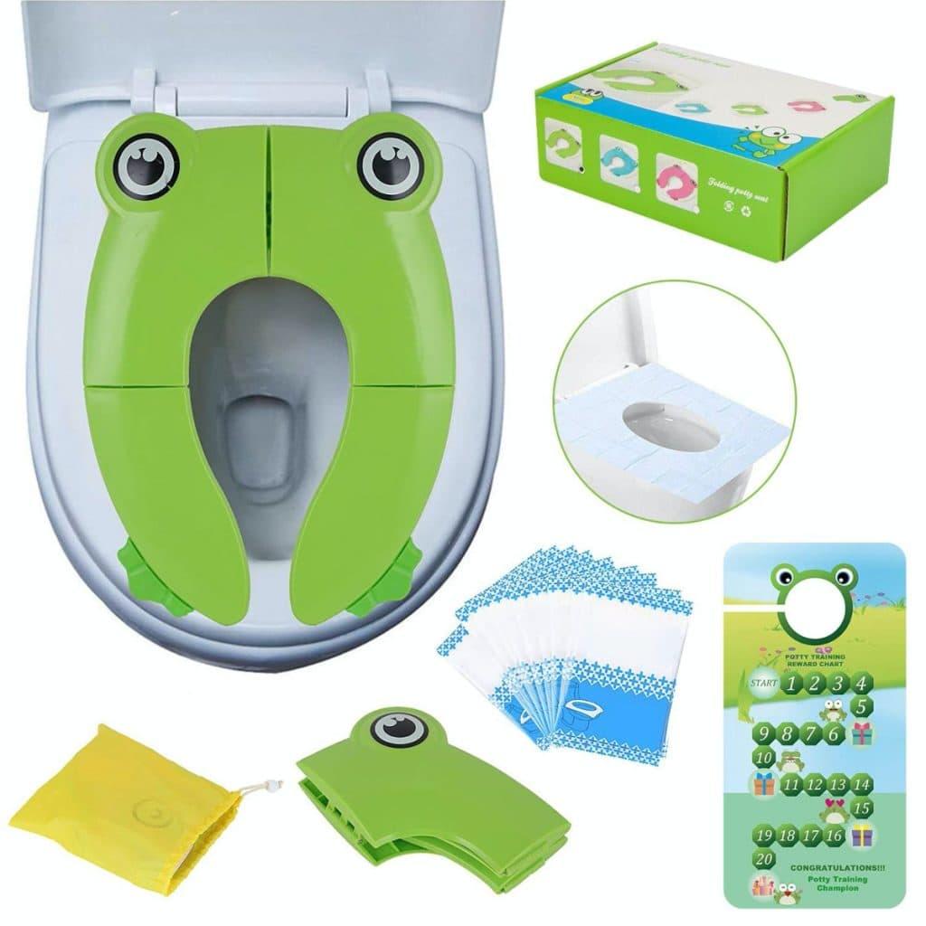 Reductor de inodoro para niños de Pitaya