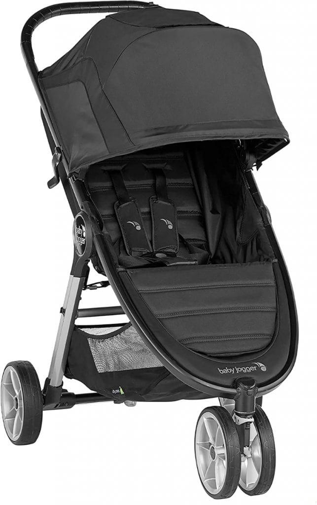 Silla de paseo Baby Jogger City Mini 2 de 3 ruedas: una silla de paseo para los más aventureros