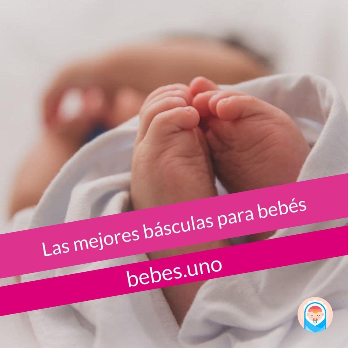 Las mejores básculas para bebés
