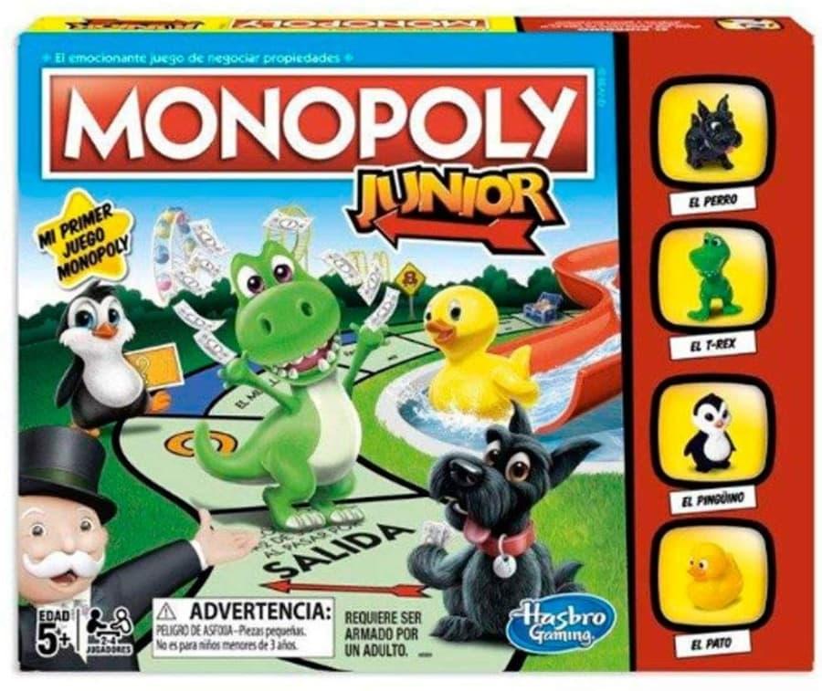 Monopoly - Junior (Versión Española)