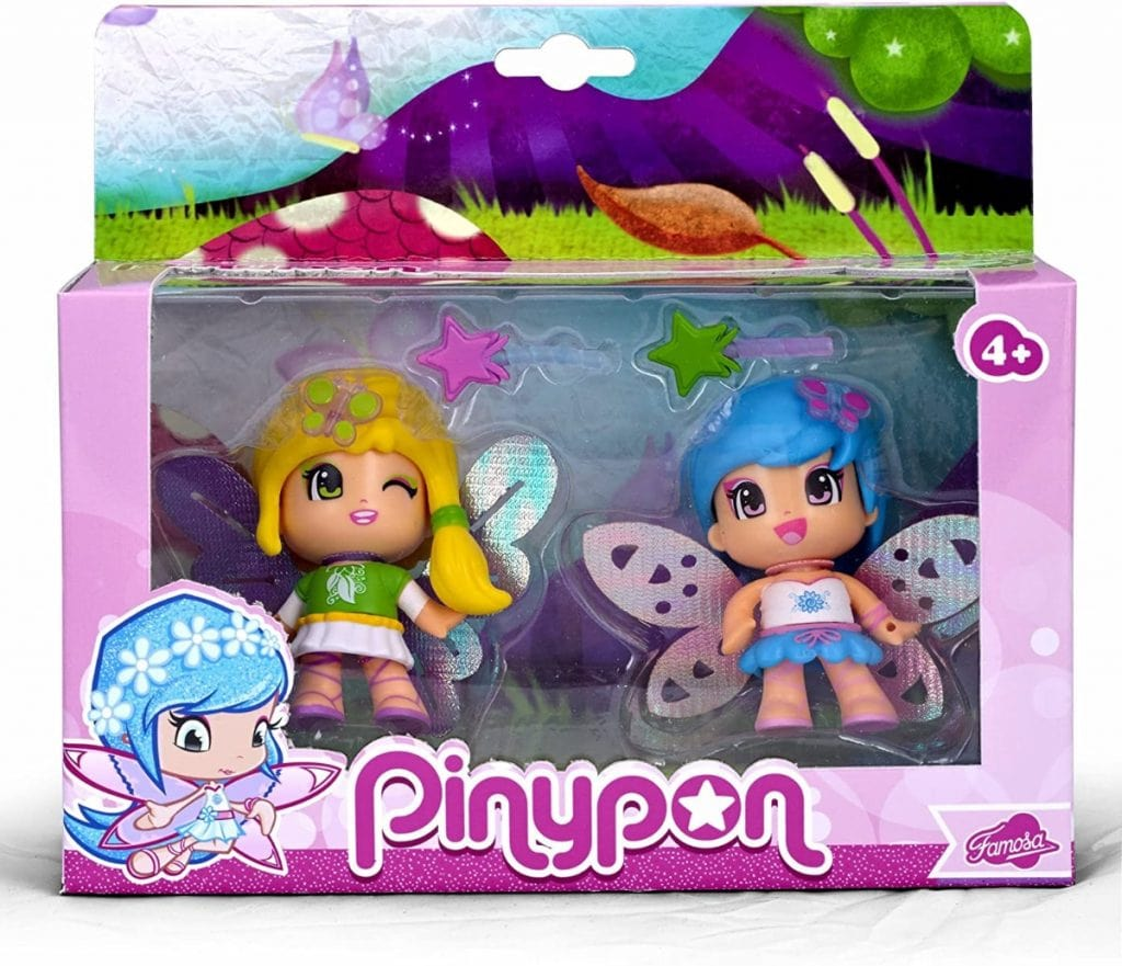 Pinypon Pack de 2 Figuras Hadas